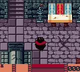 Dracula: Crazy Vampire Game Boy Color Game starts
