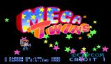 Chiki Chiki Boys Arcade Title screen