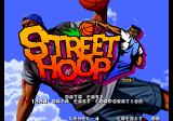Street Slam Arcade Title Screen.