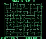 Amazing Maze Arcade When starting out you get a few seconds to study the maze