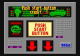 Jurassic Park Arcade Push start button