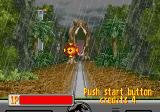 Jurassic Park Arcade Escape from movie