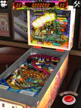 Zaccaria Pinball iPad Robot table