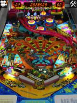 Zaccaria Pinball iPad Robot table playfield