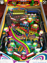 Zaccaria Pinball iPad Farfalla table