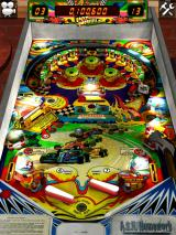 Zaccaria Pinball iPad Hot Wheels table
