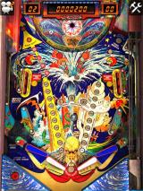 Zaccaria Pinball iPad Time Machine table