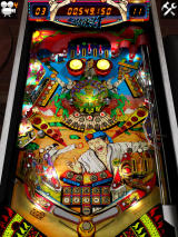 Zaccaria Pinball iPad Black Belt table