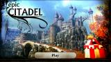 Epic Citadel Browser Title screen