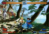 The Last Blade 2 Arcade Low kick.
