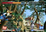 The Last Blade 2 Arcade Flying kick.