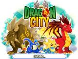 Dragon City Browser Main title.