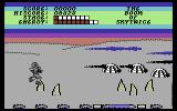 Sky Twice Commodore 64 Jump over the puddles.