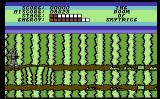 Sky Twice Commodore 64 Obstacles ahead.