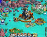 Game start - Looks like an updated version of its predecessor <i>Dragon City</i>.