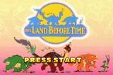 The Land Before Time Game Boy Advance Littlefoot and the gang