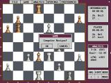 Grandmaster Chess DOS Computer resigns.