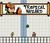 Street Fighter X Mega Man Windows Beating Blanka gives you Tropical Hazard weapon.