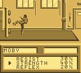 Best of the Best Championship Karate Game Boy Practice in the gym in order to improve your abilities so you can win your fights