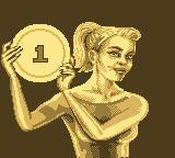 Best of the Best Championship Karate Game Boy She lets everyone know what round you are in