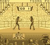 Best of the Best Championship Karate Game Boy Let the fight begin!