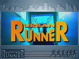 Urban Runner DOS Intro-...Urban Runner (main screen)