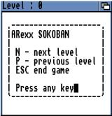 "Rexoban Amiga Title ""screen"""