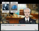 Criminal Case Browser Evidence - The police chief informs the results of eyewitness testimony.