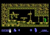 Alchemia Atari 8-bit Last one - but no time remaining