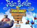 Polar Bowler Windows Title screen