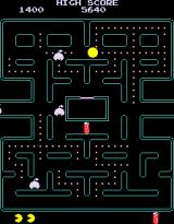 "Pac-Man Plus Arcade ""Coke is it!"""