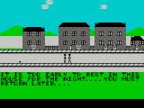 Jeff Wayne's Video Game Version of The War of the Worlds ZX Spectrum Open houses can be used to rest in, but not during day