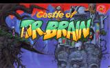 Castle of Dr. Brain DOS Title screen