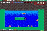 Spelunker II: 23 no Kagi Arcade Besides spelunking, you also get to scuba dive...