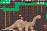 Spelunker II: 23 no Kagi Arcade Hi, I'm a live dino in a cave. I bring treasure and bombs.