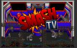 Smash T.V. Arcade Title screen