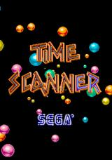 Time Scanner Arcade Title Screen.