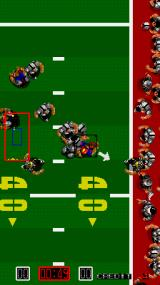 Touchdown Fever Arcade Tackled.