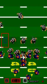 Touchdown Fever Arcade The Snap.