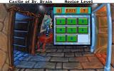 Castle of Dr. Brain DOS Math puzzle