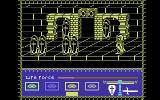 Rasputin Commodore 64 Will those statues attack?