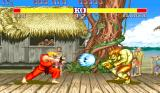 Street Fighter II Arcade Ken vs Blanka