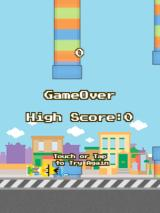 Flappy Bert Browser I am pretty terrible at this