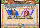 Windjammers Arcade You lose.