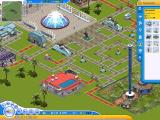 SeaWorld Adventure Parks Tycoon Windows You the Scenery tab to add objects, flowers, trees, fountains, and more