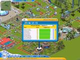 SeaWorld Adventure Parks Tycoon Windows Easily look at all people, objects, staff, and animals in your park and see information about each