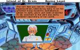 The Island of Dr. Brain DOS Introduction