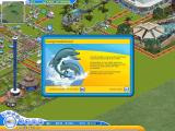 SeaWorld Adventure Parks Tycoon Windows Complete a scenario and get a Congratulations screen like this one