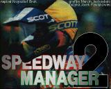 Speedway Manager 2 Amiga Title screen