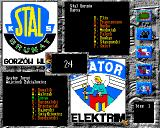 Speedway Manager 2 Amiga Match score
